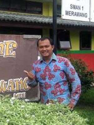 Abdillah Arif, M.Pd